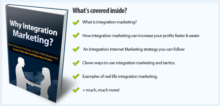 Get FREE Instant Access To Why Integration Marketing? - 2017 Edition